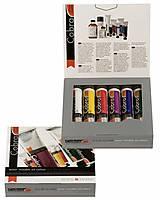 Olejové farby riediteľné vodou COBRA Set 6x20ml  PTAL_21820406