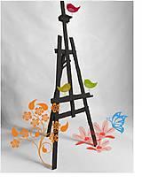 Maliarsky stojan DELUXE-BLACK  HST01-BLACK