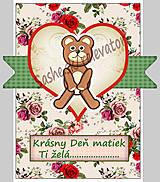 Papiernictvo - (aj na) Deň matiek - pohľadnica (8) - 5346703_
