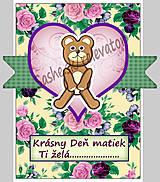 Papiernictvo - (aj na) Deň matiek - pohľadnica (14) - 5346710_