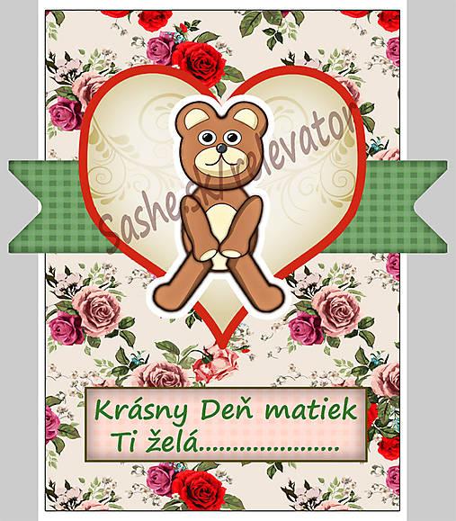 (aj na) Deň matiek - pohľadnica 1