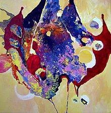 Obrazy - Poklad jarných vôní - obraz na stenu, maľba, originál - 5348192_
