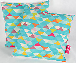 Úžitkový textil - Dizajnový vankúš TAKOY poťah 39 - 5349466_