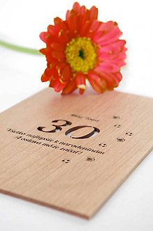 Papiernictvo - Blahoprianie k narodeninám - 5347562_