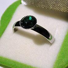 Prstene - Prstienok s očkom - 5348642_