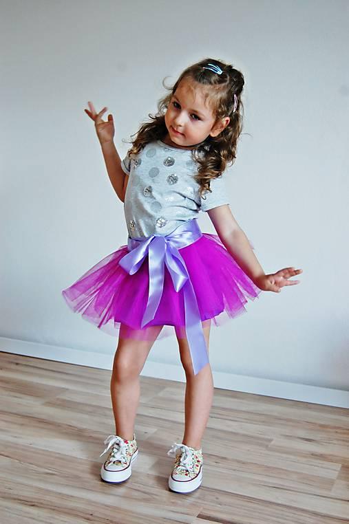 cafef6d597a2 Zavinovacia sukňa fialová   TinyThea - SAShE.sk - Handmade Detské ...