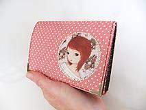 Šibalka Zrzečka - peněženka i na karty 13 cm