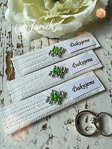 Darčeky pre svadobčanov - Svadobné žuvačky - 5348734_