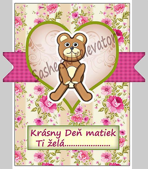 (aj na) Deň matiek - pohľadnica 3