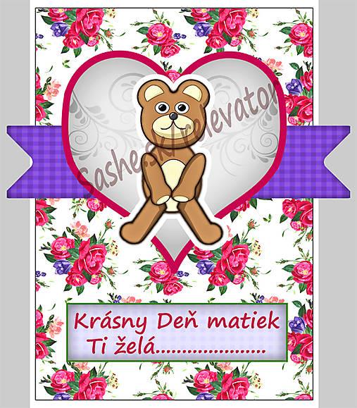 (aj na) Deň matiek - pohľadnica 4