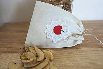 Úžitkový textil - Vrecko na sušené ovocie - 5354528_