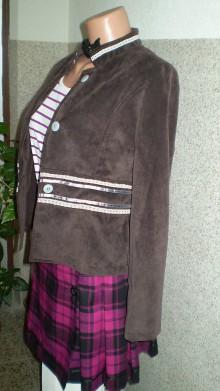 Kabáty - chrumkavá čokoládka - 5353009_