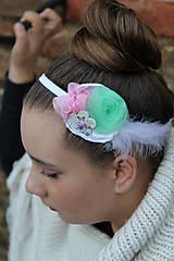Ozdoby do vlasov - romantická - 5354130_