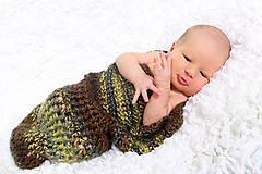 Detské oblečenie - vrecúško na fotenie - 5354759_