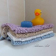 Úžitkový textil - Žinka do kúpeľne - 5352766_