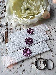 Darčeky pre svadobčanov - Svadobné žuvačky - 5352786_
