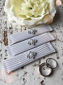 Darčeky pre svadobčanov - Svadobné žuvačky - 5354203_