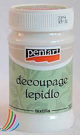 - Lepidlo s lakom na textil, 100 ml - 5351765_