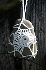 Úžitkový textil - Slimák na kameni - 5354768_