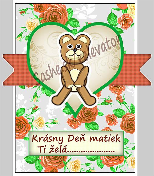 (aj na) Deň matiek - pohľadnica 5