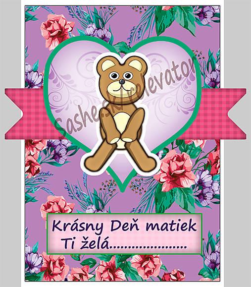 (aj na) Deň matiek - pohľadnica 6