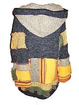 Kabáty - LEL teplohrej bundičkový oversize - 5356656_