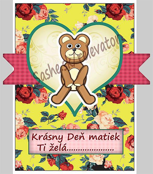 (aj na) Deň matiek - pohľadnica 7
