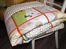 Úžitkový textil - Deka Jungle - 5359123_