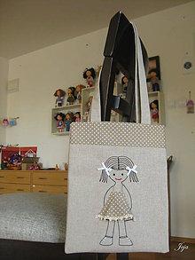 Detské tašky - Dievčenská taška - 5360145_
