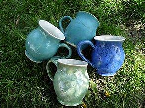 Nádoby - Kameninový pohár 0,6l. - 5360025_