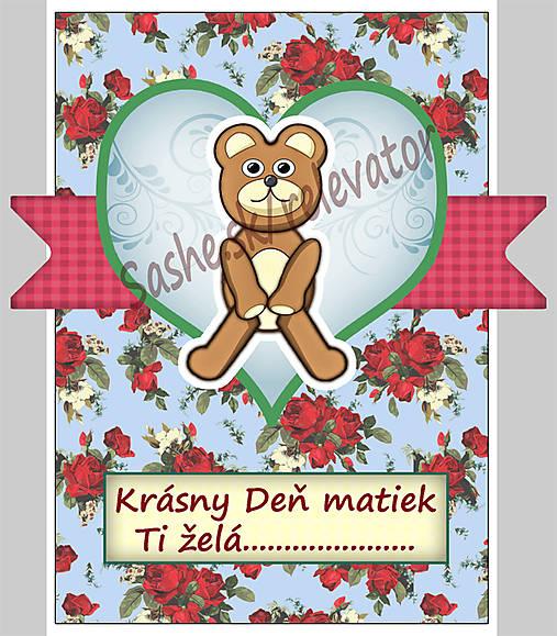 (aj na) Deň matiek - pohľadnica 8