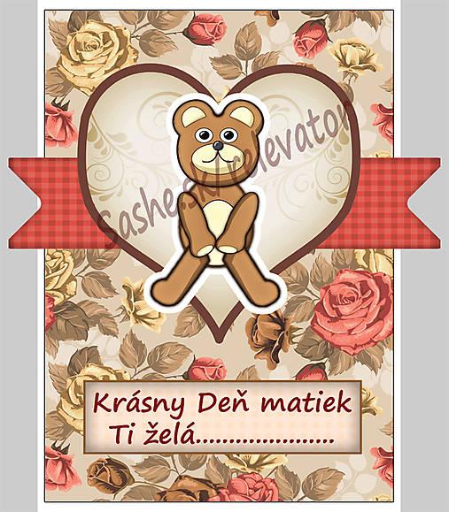 (aj na) Deň matiek - pohľadnica 9
