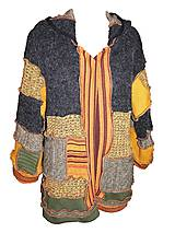 Kabáty - LEL teplohrej bundičkový oversize - 5363010_