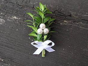 Pierka - Krušpánové svadobné pierko č.1 - 5361356_