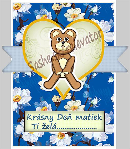(aj na) Deň matiek - pohľadnica 12