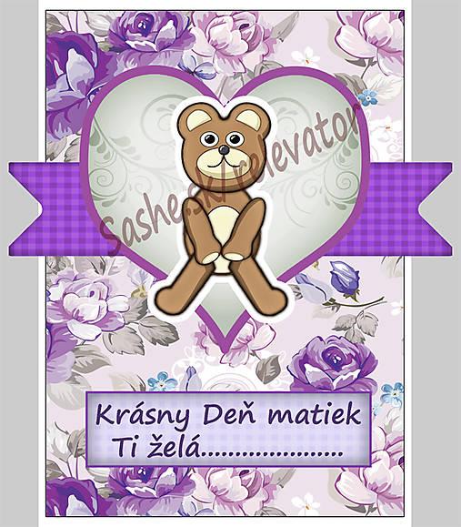 (aj na) Deň matiek - pohľadnica 13