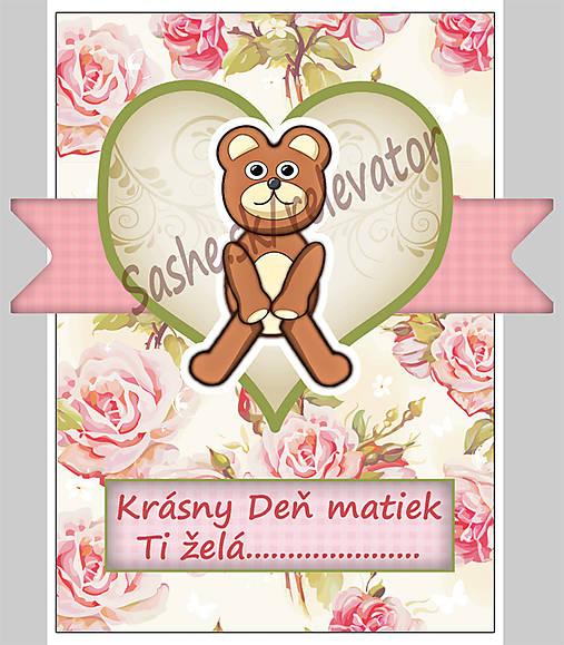 (aj na) Deň matiek - pohľadnica 14