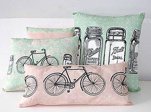 Úžitkový textil - Polštáře a povlaky Lady - 5364450_