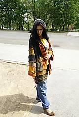 Kabáty - LEL teplohrej bundičkový oversize - 5364819_