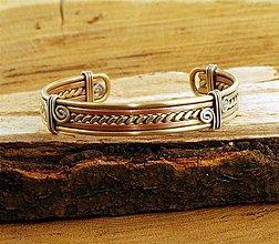 Šperky - Mojmír - pánsky náramok - 5364797_