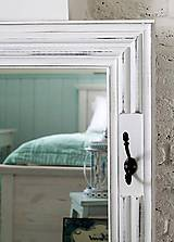 - Zrkadlo v bielej patine rezervácia pre Dagmarku  - 5364261_