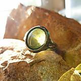 Prstene - Green sapphire - 5366213_