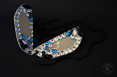 Náhrdelníky - crystal collar - 5368034_