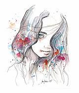- Jar 2015, originál akvarel - 5370760_