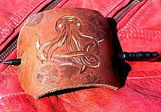 Ozdoby do vlasov - Clockwork octopus - 5375749_