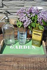 Nádoby - Garden podnos - 5375081_