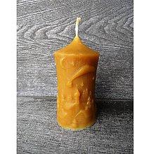 Svietidlá a sviečky - Sviečka - krajinka - 5376986_