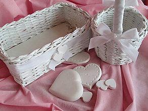 Košíky - Bianco - 5377507_