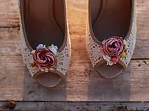 Obuv - Ozdoby na topánočky