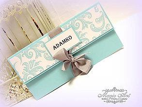 Papiernictvo - Euríčkový darček pre Adamka - 5379897_